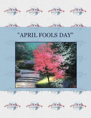 """""""APRIL FOOLS DAY"""""""