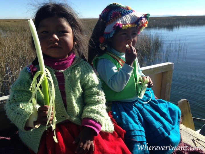 The Floating Islands of Lake Titicaca: Uros and Taquile from Puno, Peru