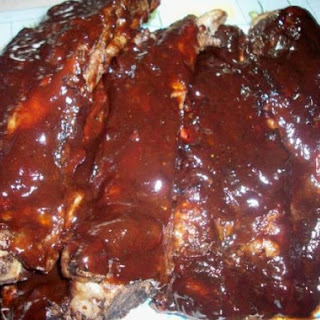 Bodacious Grilled Ribs.