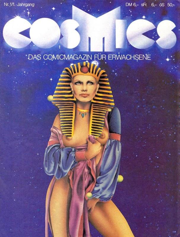 Cosmics (1984) - komplett