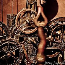 Photo: Mechanizm zegara na wieży Kościoła Św. Józefa