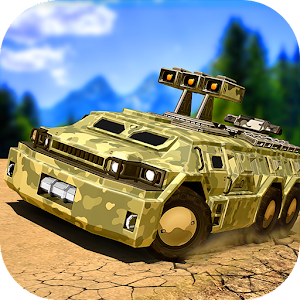 6×6 Off-Road Army Truck Driver for PC and MAC