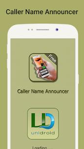 Caller Name Announcer 3.3.6 [Mod + APK] Android 1