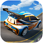 mid Air Ramp Car Stunts 3D