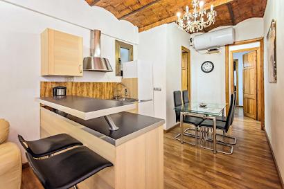 Joan Miro Serviced Apartment, Barcelona
