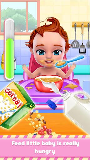 Sweet Newborn Baby Girl: Daycare & Babysitting Fun 1.3 DreamHackers 4