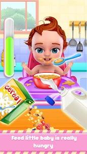 Sweet Newborn Baby Girl : Daycare & Babysitting Fun 4