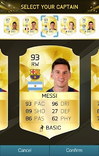EA SPORTS™ FIFA 16 Companion- screenshot thumbnail