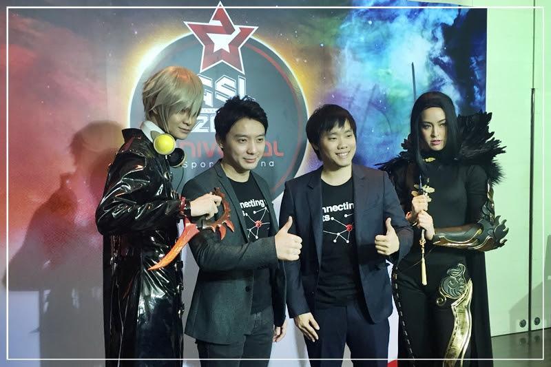 [GSL 2017] เตรียมระเบิดศึกแข่งขัน E-Sports ที่ยิ่งใหญ่ที่สุดในเอเชียตะวันออกเฉียงใต้ !