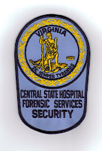 Photo: Central State Hospital Forensic Services Security
