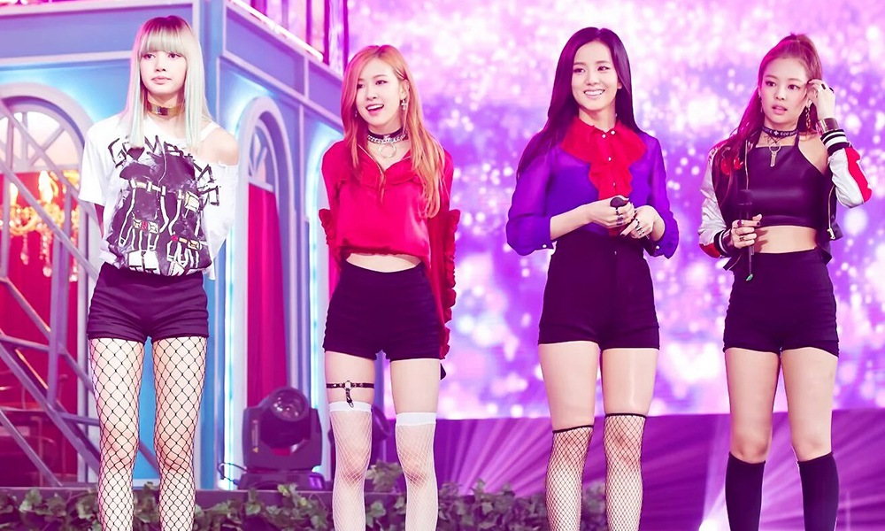 Celebrities React To Bts >> BLACKPINK and BTS Dominate 2016's Most Viewed Stages List