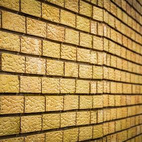 The Wall by Nenad Borojevic Foto - Abstract Patterns ( bricks, walls, rectangles, brick wall, wall art, rectangle, brick, lines, wall,  )