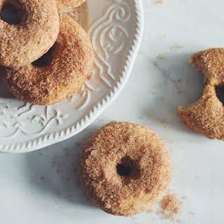 Cinnamon Sugar Doughnuts.