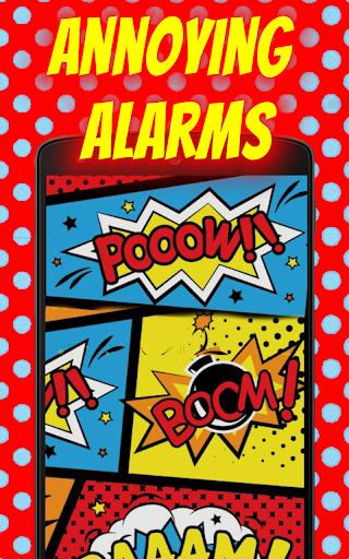 Annoying Alarms