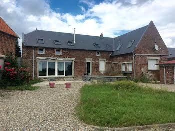 maison à Lamotte-Warfusée (80)
