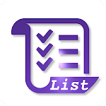 Simply Shopping List Icon