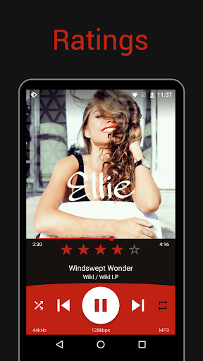 Rocket Music Player screenshot 8