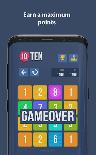 TEN 10 - puzzle game  screenshots EasyGameCheats.pro 3