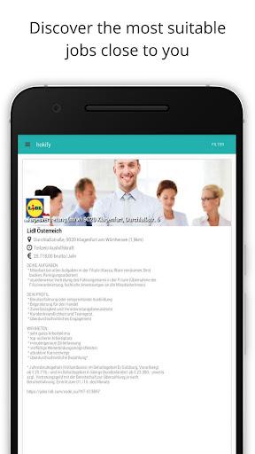 hokify - Job Search & Career 1.48.7 screenshots 7
