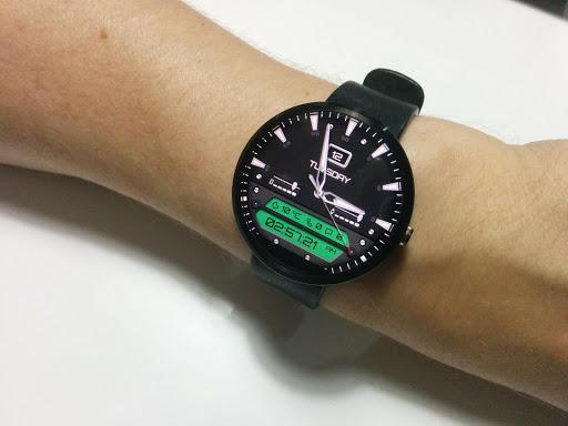 Titanium Watch Face  screenshots 2