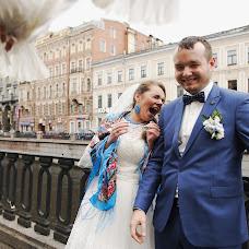 Wedding photographer Evgeniy Kirillov (kasperspb61). Photo of 31.08.2014