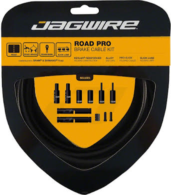 Jagwire Pro Polished Brake Cable Kit Road SRAM/Shimano alternate image 10