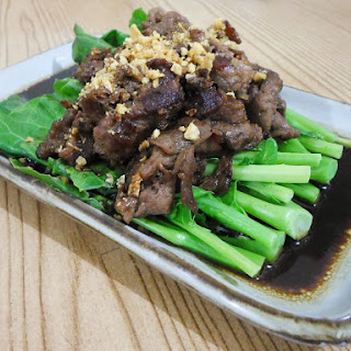 Asian Style Beef Broccoli