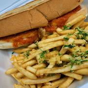 Stevie Boy Parmesan Sandwich