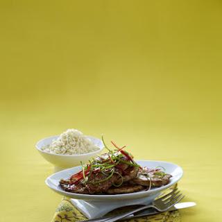 Spicy Asian Schnitzel