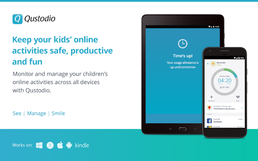 Qustodio Parental Control  screenshots 10