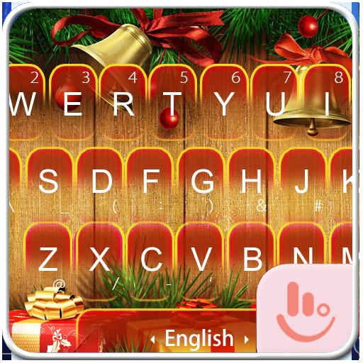 Jingle Bell & Gift Keyboard