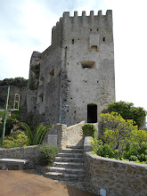 Photo: Castle at Roquebrune