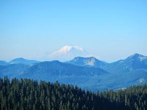 Photo: Mt. Rainier