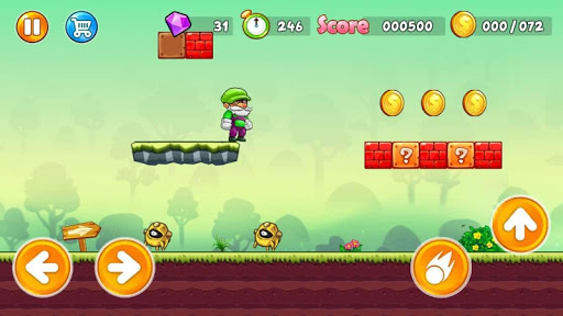 Super Pino Go : Jungle Man Adventure 0.4 5