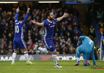 Chelsea wint met 3-1 van Swansea, Lukaku scoort 17de tegen Sunderland
