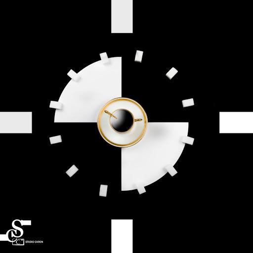 Cafe horloge