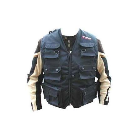 Hunter textilväst 2XL+3XL