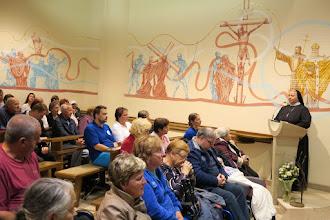 Photo: Príhovor generálnej predstavenej sr. M. Pavly Draganovej
