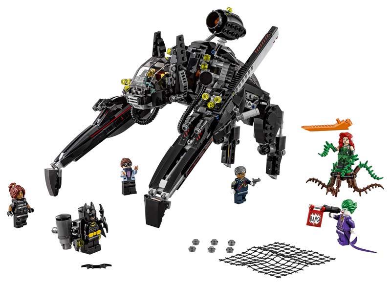 Contenido de Lego® 70908 Criatura
