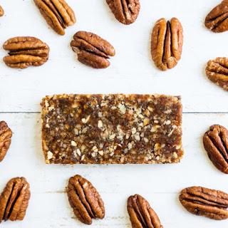 Superfood Pecan Energy Bars Recipe