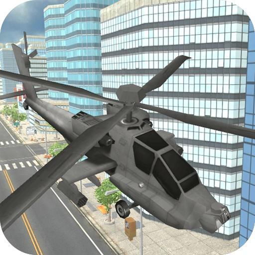 City Helicopter Army Sim 17