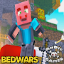 Better Bed Wars Map for MCPE APK icon