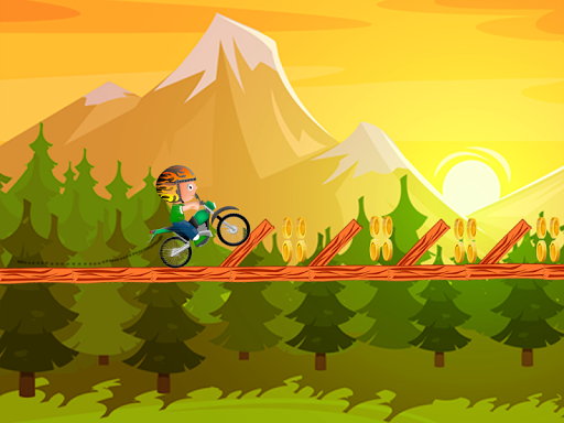 Bike Hill Racing: Motorcycle Racing Game 1.0 screenshots 8