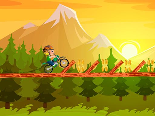 Bike Hill Racing: Motorcycle Racing Game 1.0 screenshots 8