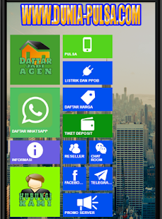 App Dunia Pulsa - Isi Pulsa Mudah APK for Windows Phone