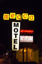 Photo: Day 252-Mecca Motel