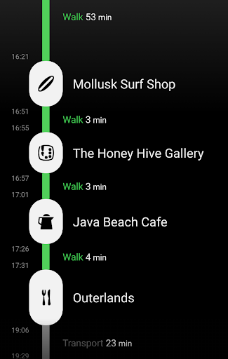 Moves screenshot