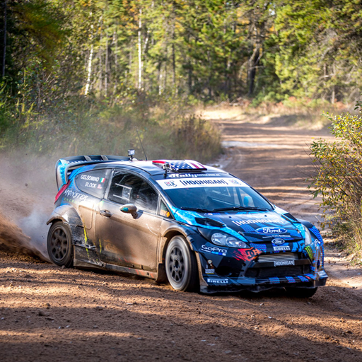 Rally Racing Cars Wallpaper