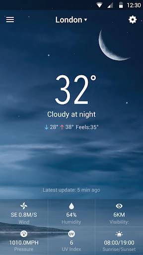 免費下載天氣APP|한국 날씨 지금 7 일 일기 예보 (강수와 대기 질) app開箱文|APP開箱王