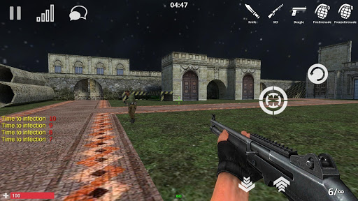 Zombie Revolution apktreat screenshots 2
